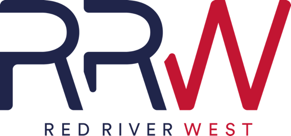 Red River West Logo